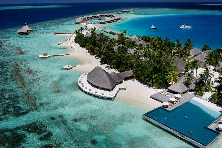 Хувафен Фуши, Мальдивы