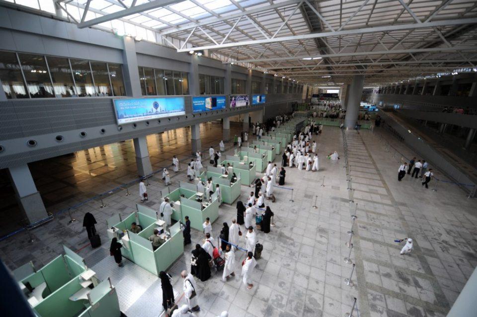 аэропорт саудовская аравия