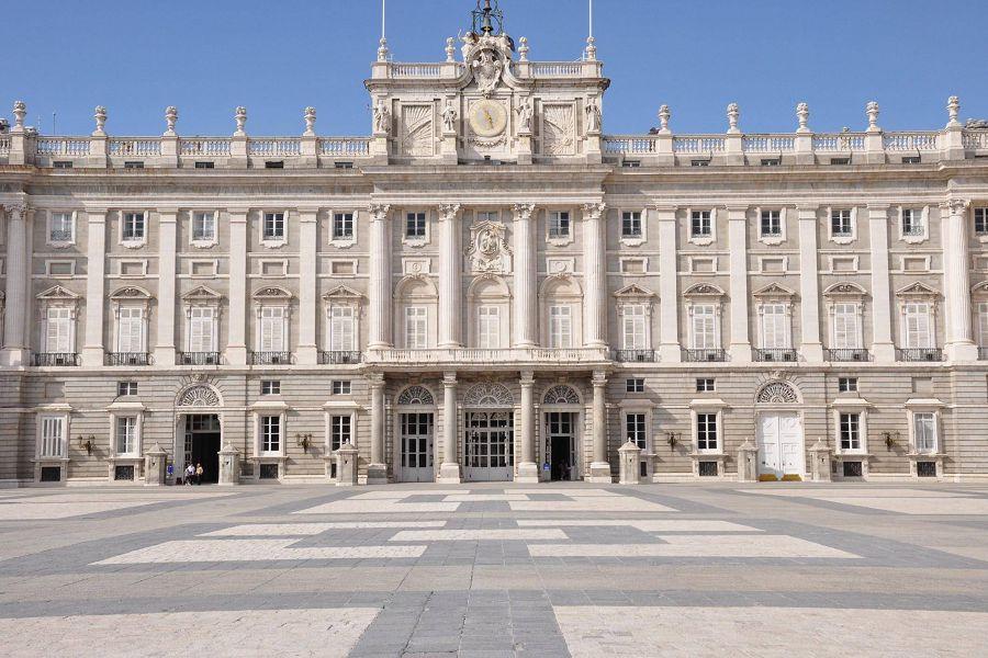 Королевский дворец. Испания.