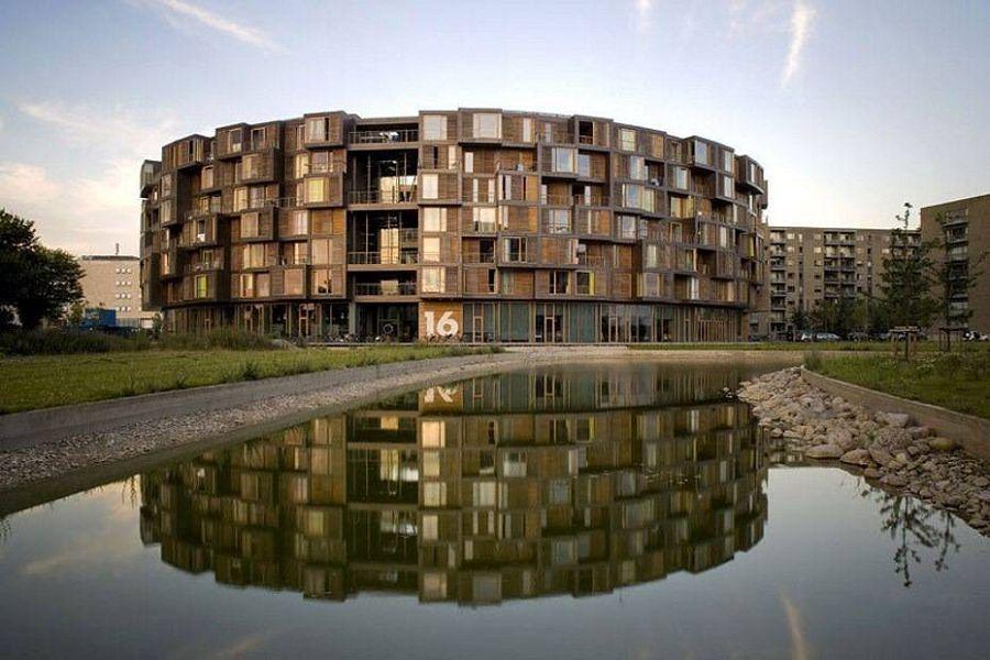 Общежитие Tietgen