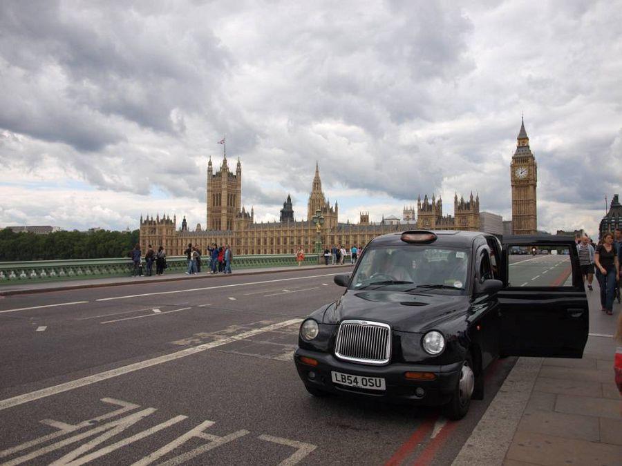 такси англия