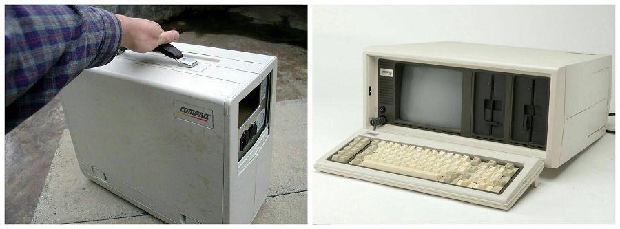 Compaq Portable, портативный ПК