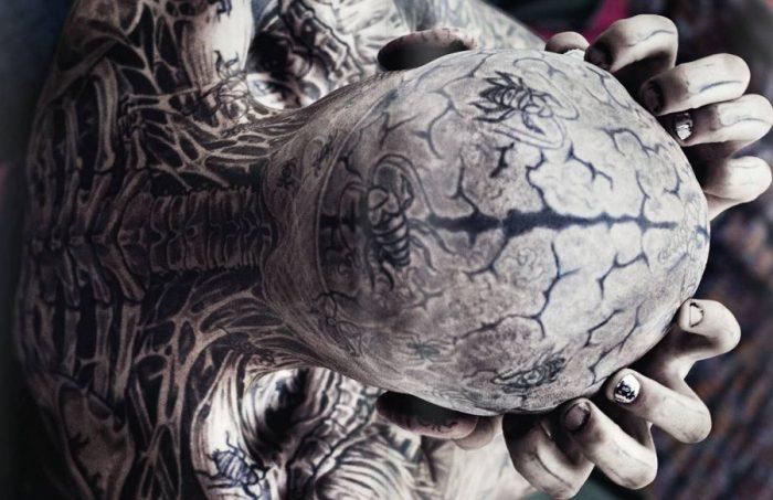 Топ-10 самых оригинальных татуировок