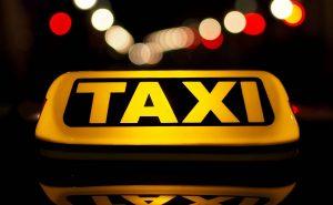 Как выглядит такси в разных странах
