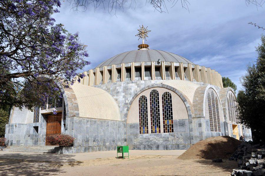 Церковь Марии Сионской
