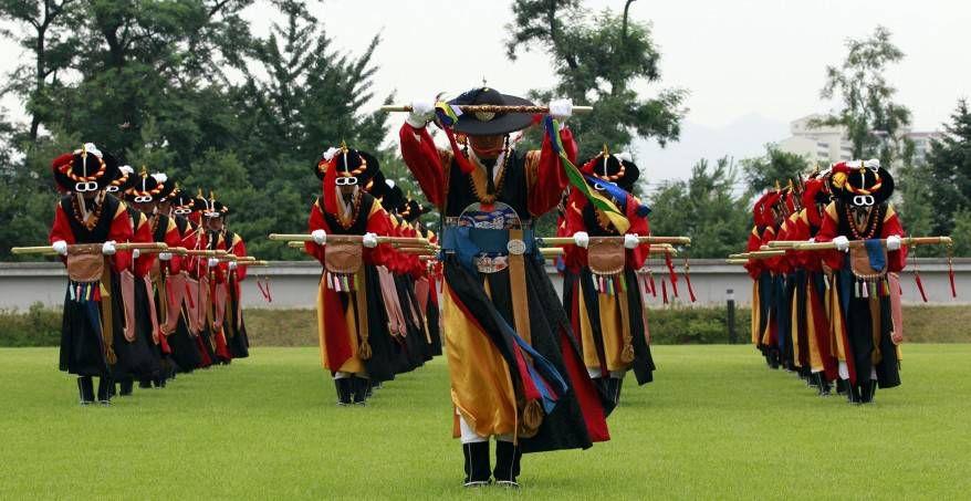 военная форма южной кореи