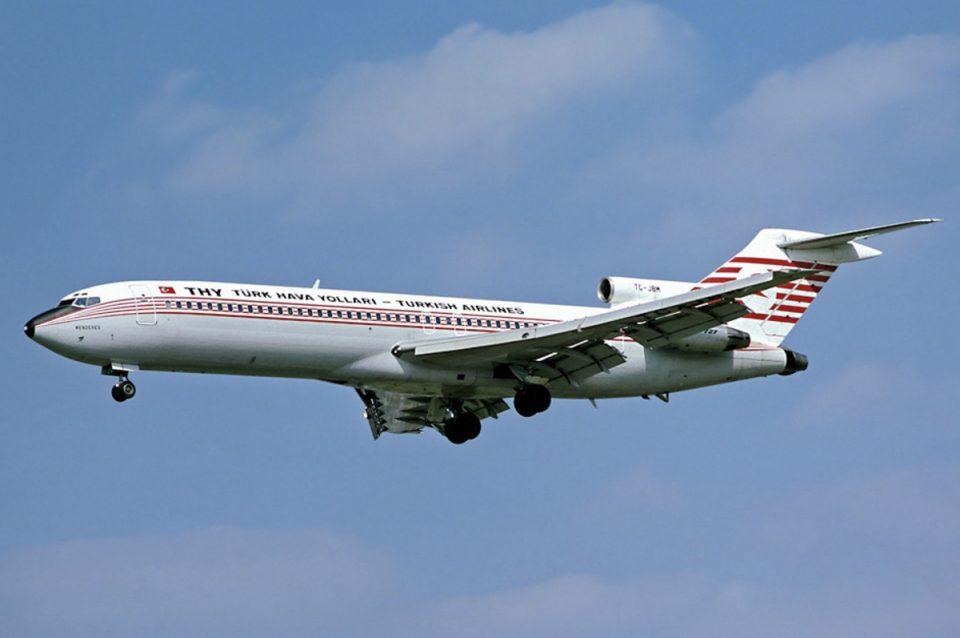 Авиакатастрофа в городе Испарта