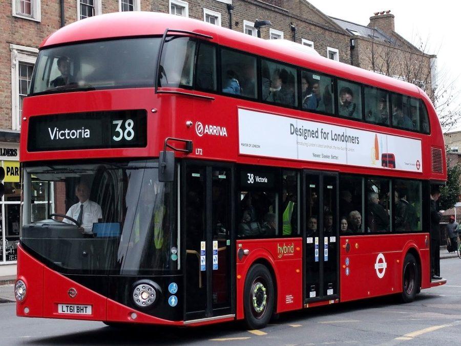 автобус электрический