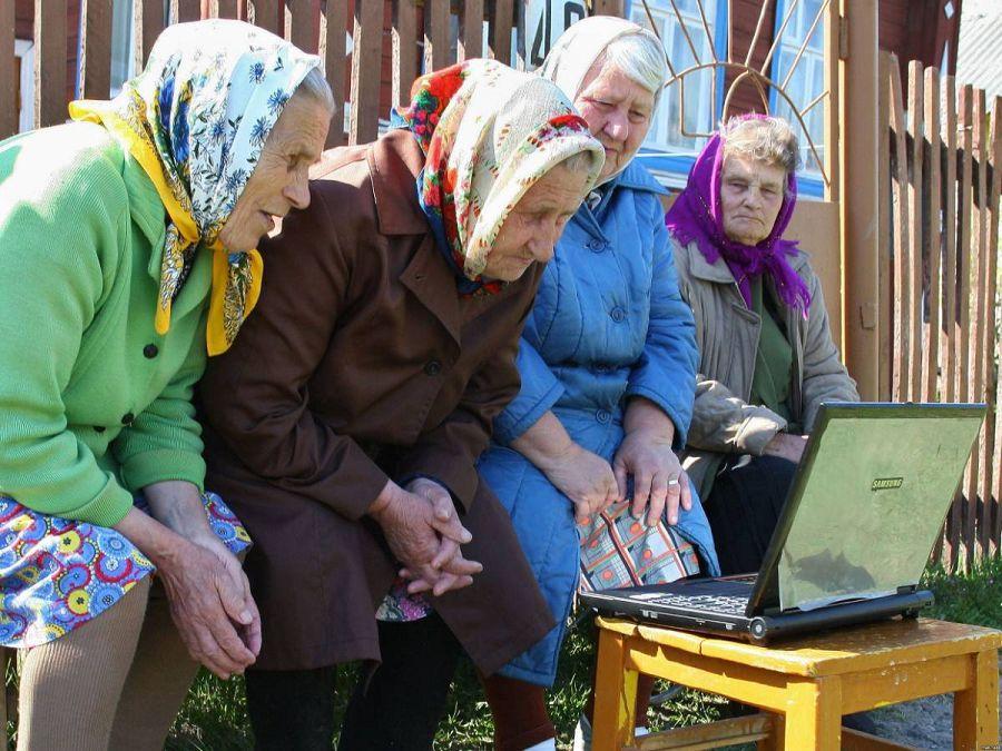 Как современная молодежь будет выглядеть в старости?