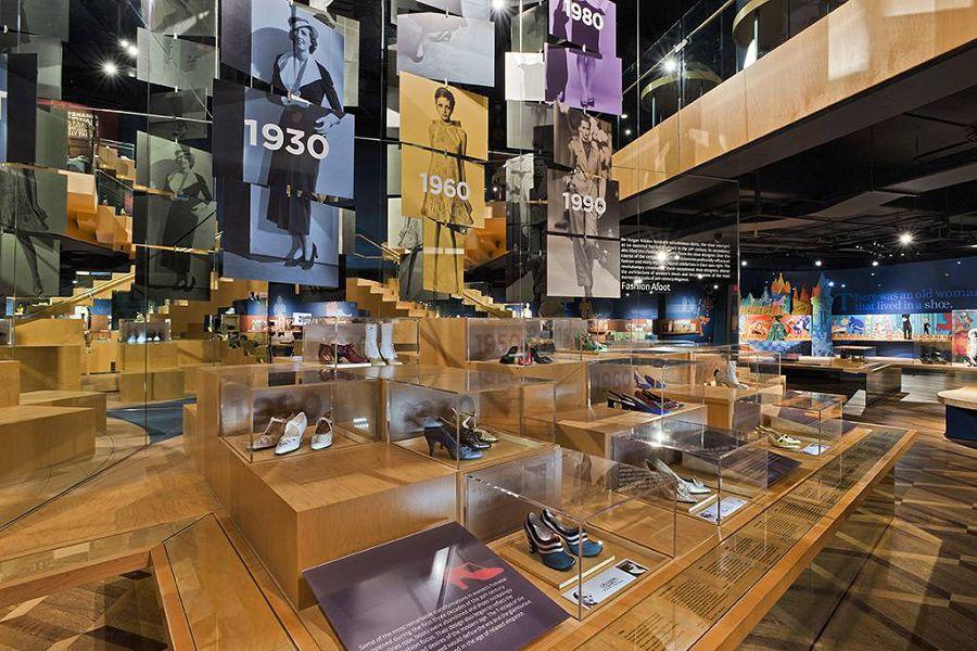 Музей обуви Бата в Канаде