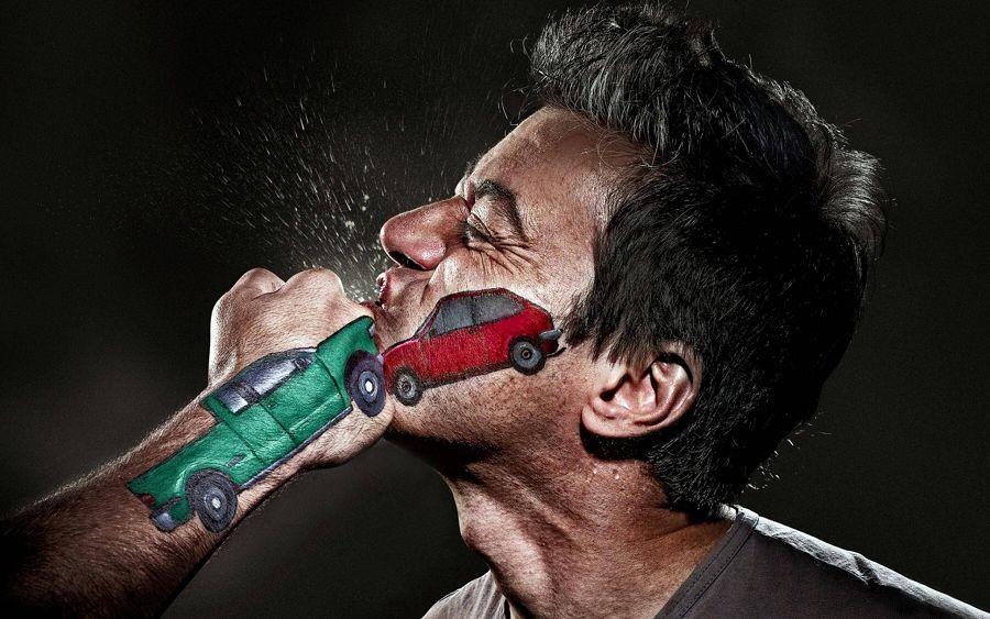 социальная реклама автомобильные аварии