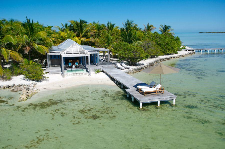 Топ-10 удивительных частных островов
