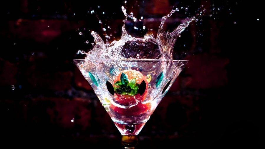 коктейльный взрыв