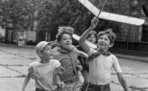 дети СССР