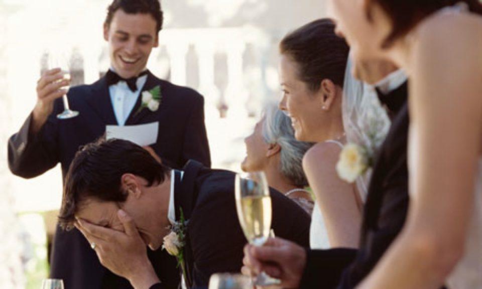 тост на свадьбе