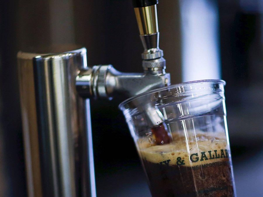 кофе с азотом