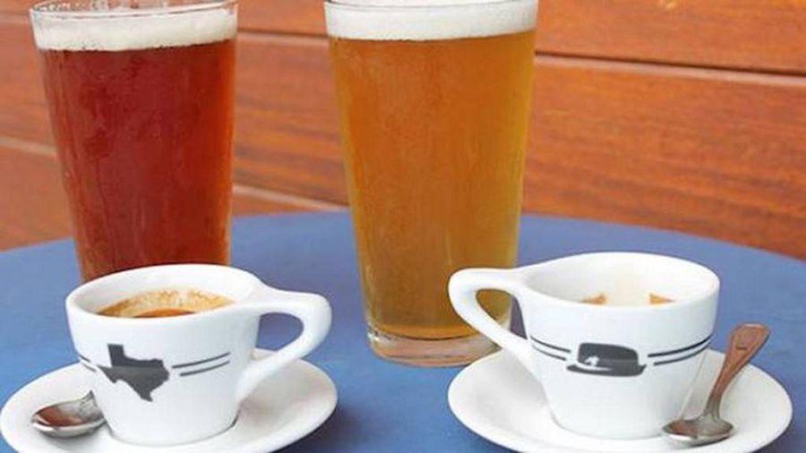 кофе с пивом