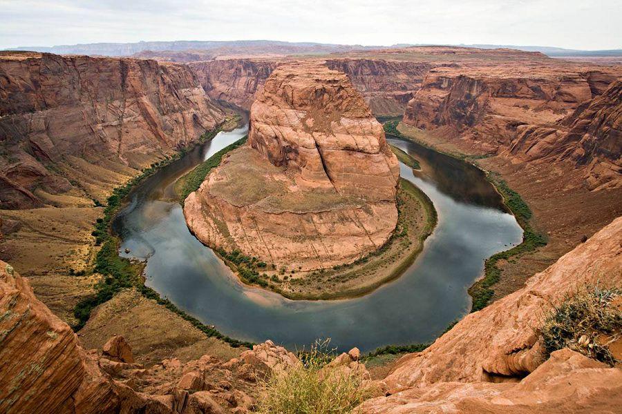 США. Река Колорадо.