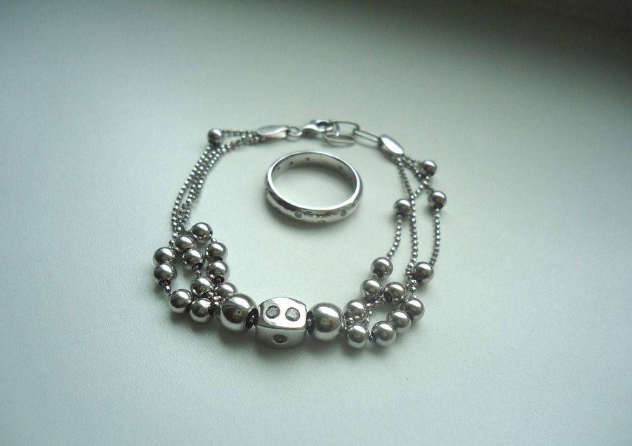 серебряные вещи