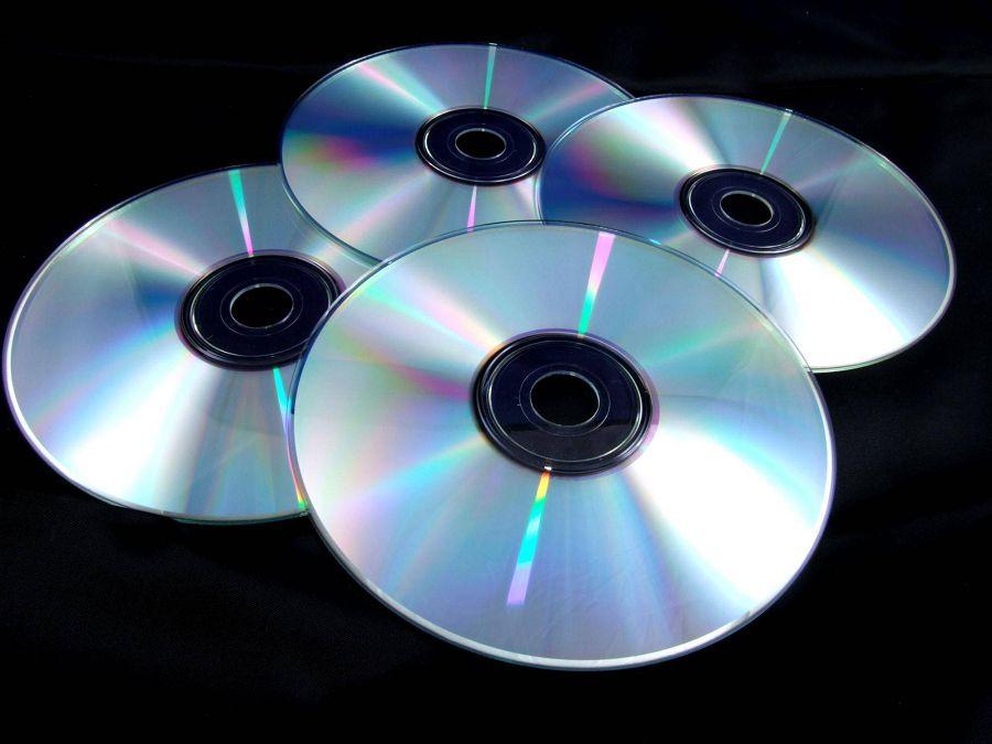 Чистка компакт-диска
