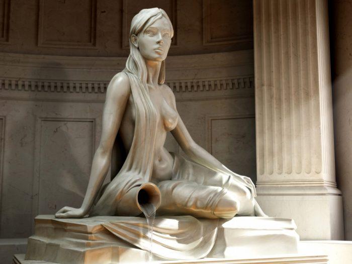 Топ-10 невероятных скульптур из камня