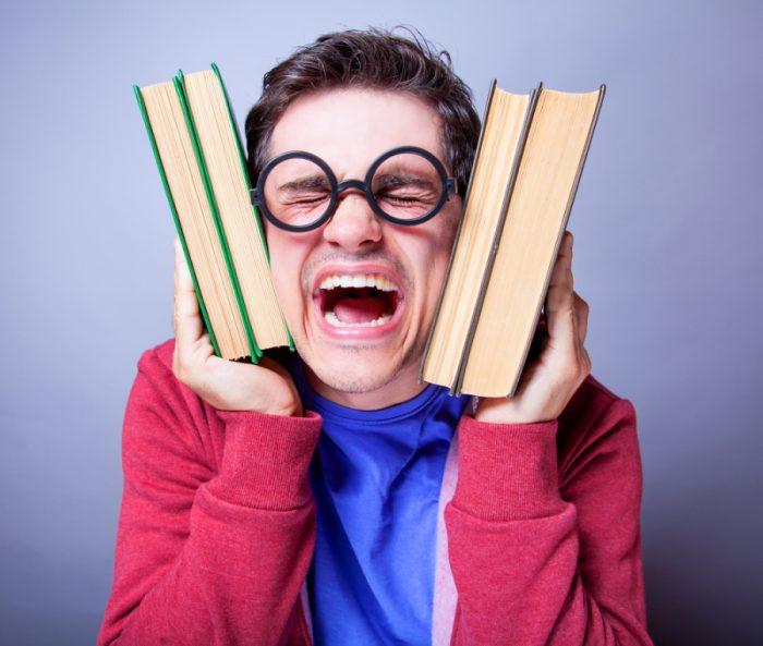 Негативное влияние книг — «литературные» синдромы