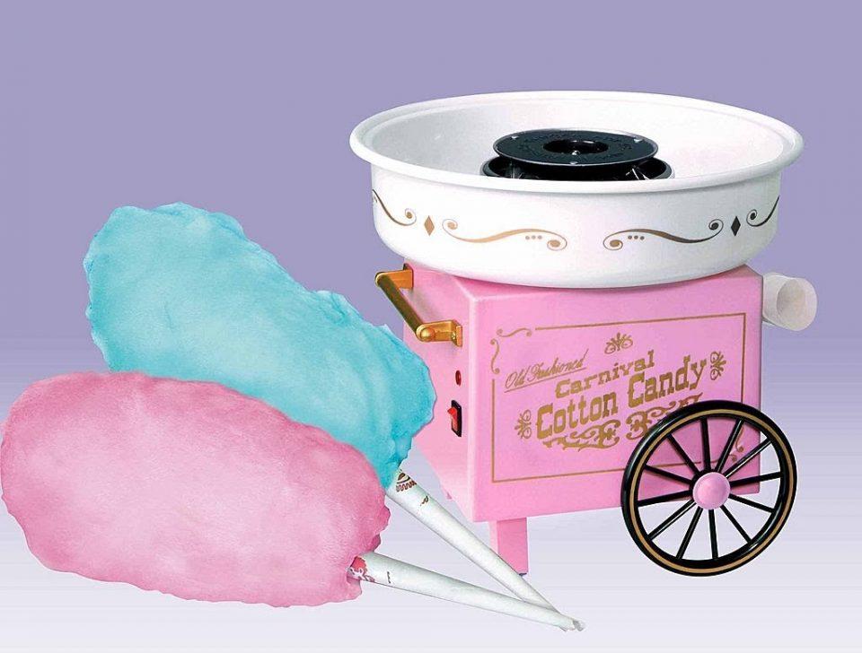 автомат для сладкой ваты