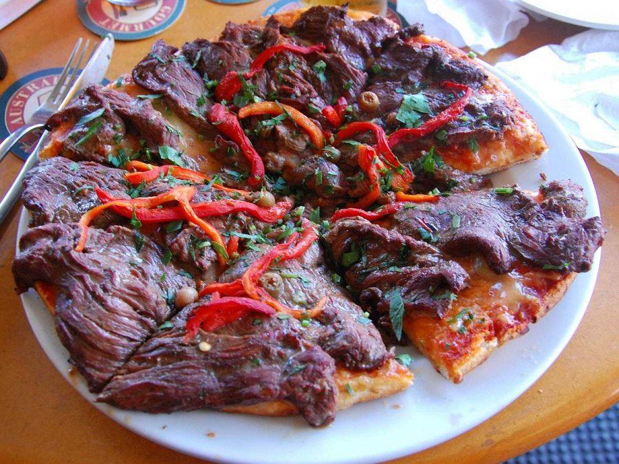 пицца в Австралии