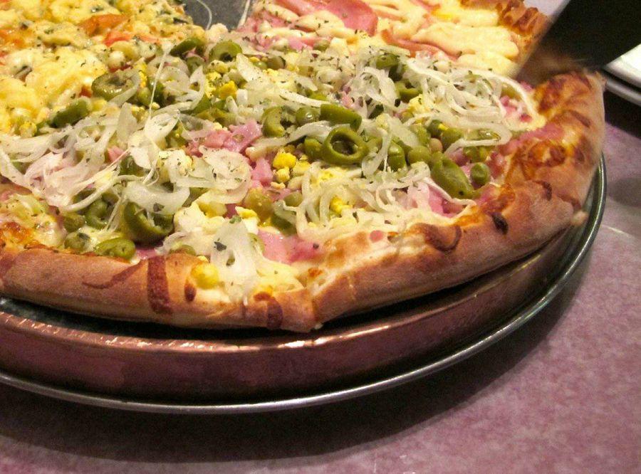 пицца в Бразилии
