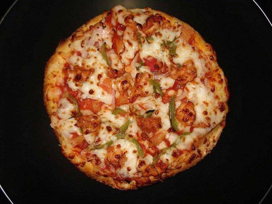 пицца в Пакистане