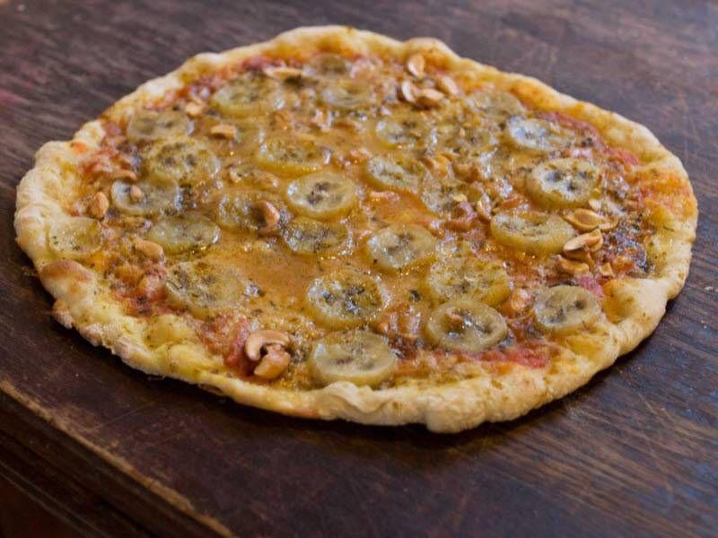 пицца в Швеции