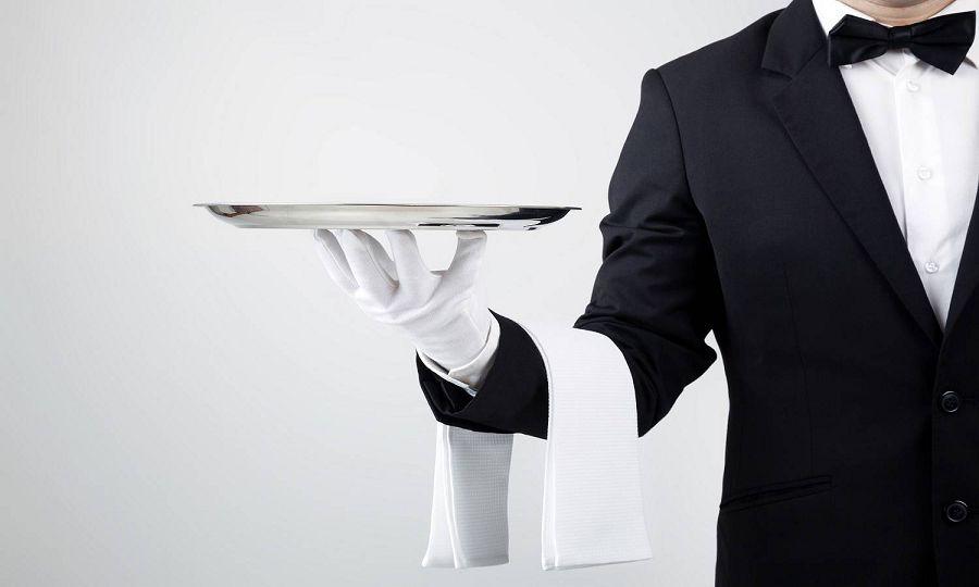 Официант без чаевых