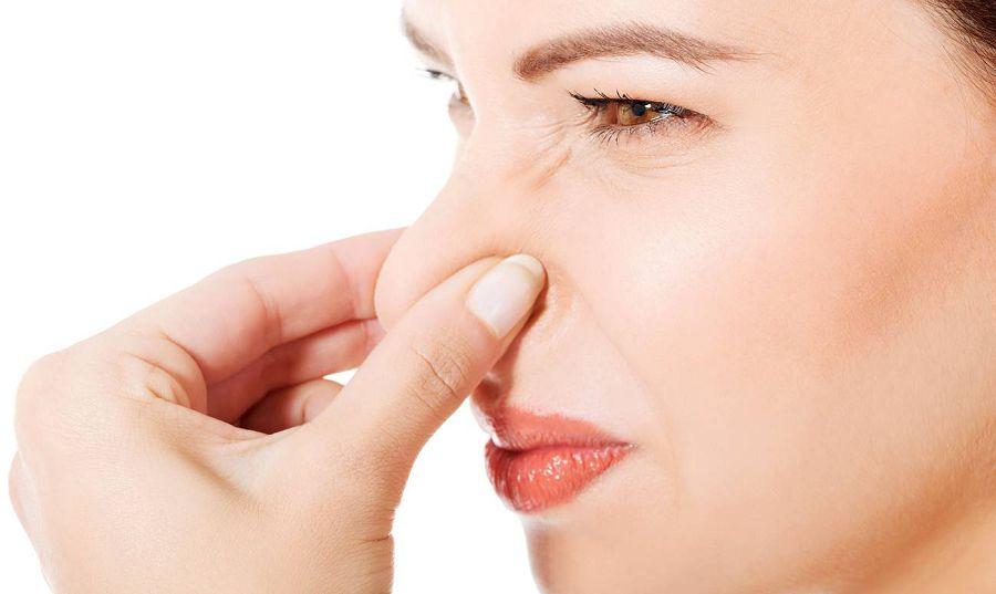 неприятный запах изо рта из за гайморита