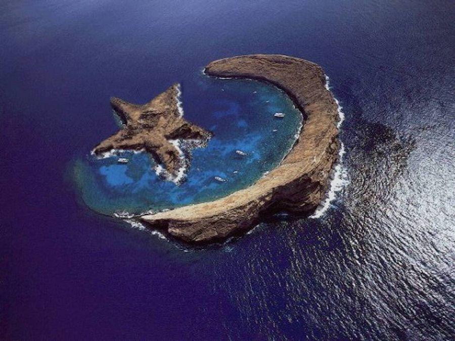 кратер Молокини