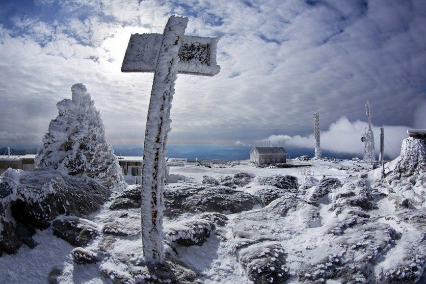 вершина горы Вашингтон