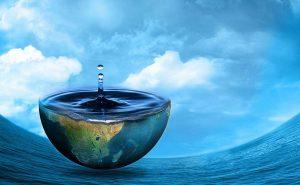 земля без океанов