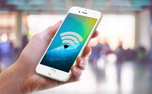 wifi сигнал