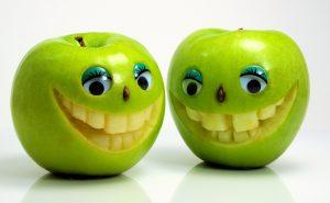 яблоки и настроение