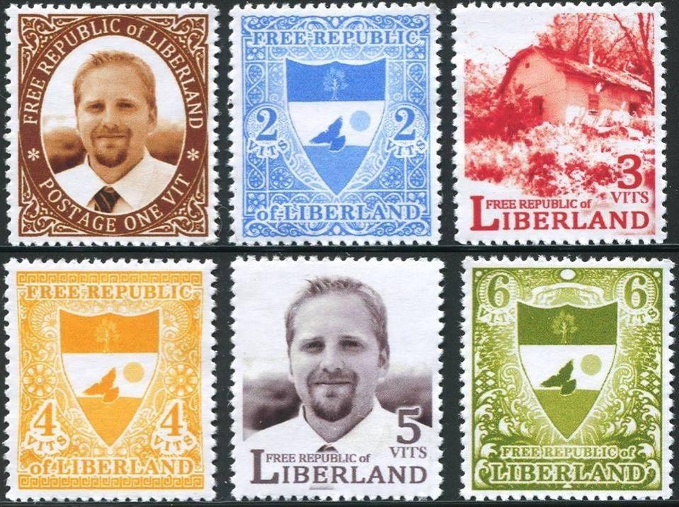 марки Либерленда
