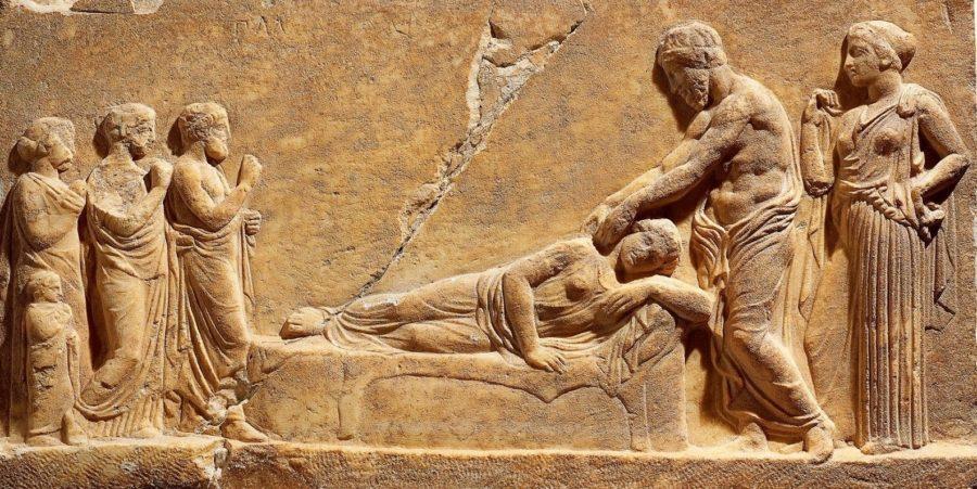 медицина древности