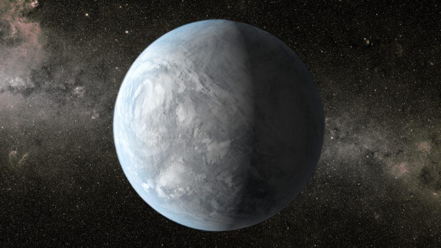 Kepler-62 е