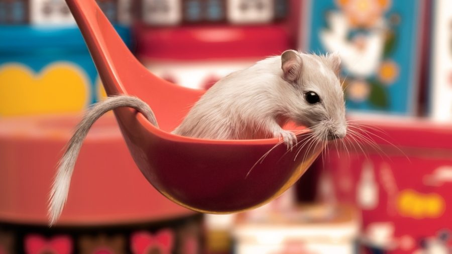 мышь в половнике