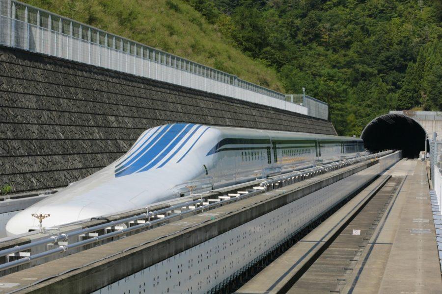 Поезд MagLev