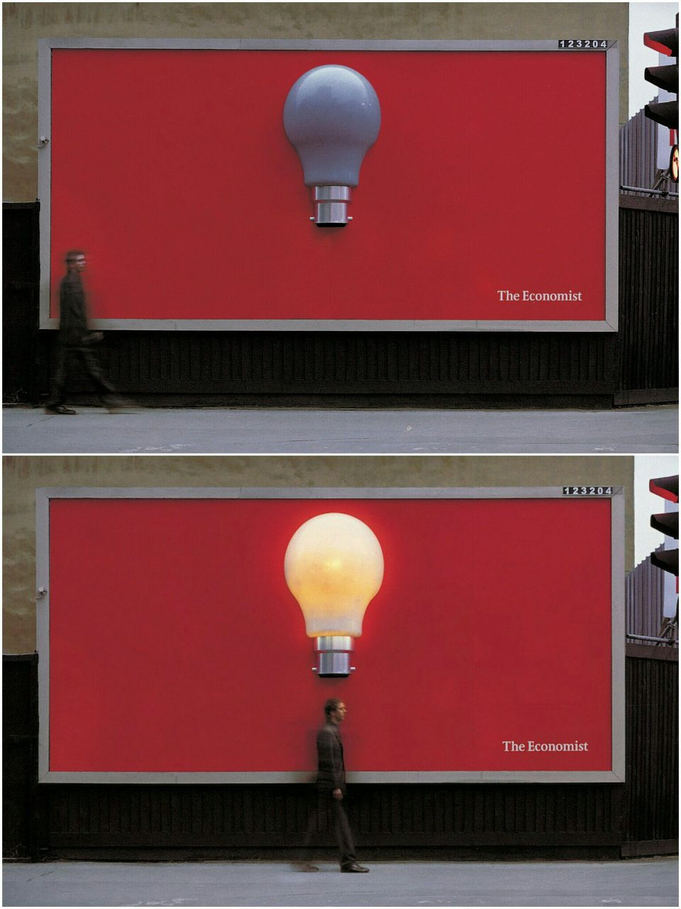 рекламное агенство the economist