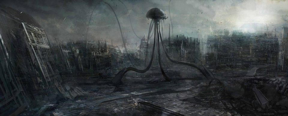пришельцы, война миров