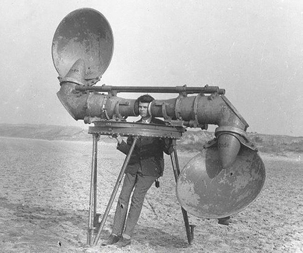 человек радар