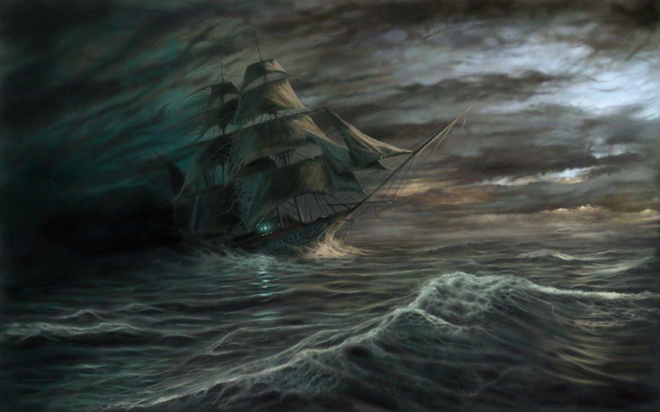 Леди Лавибонд корабль призрак