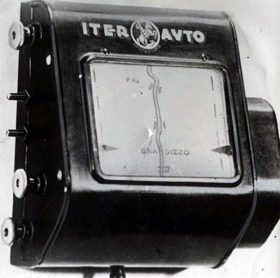 Аналоговый GPS-навигатор 1