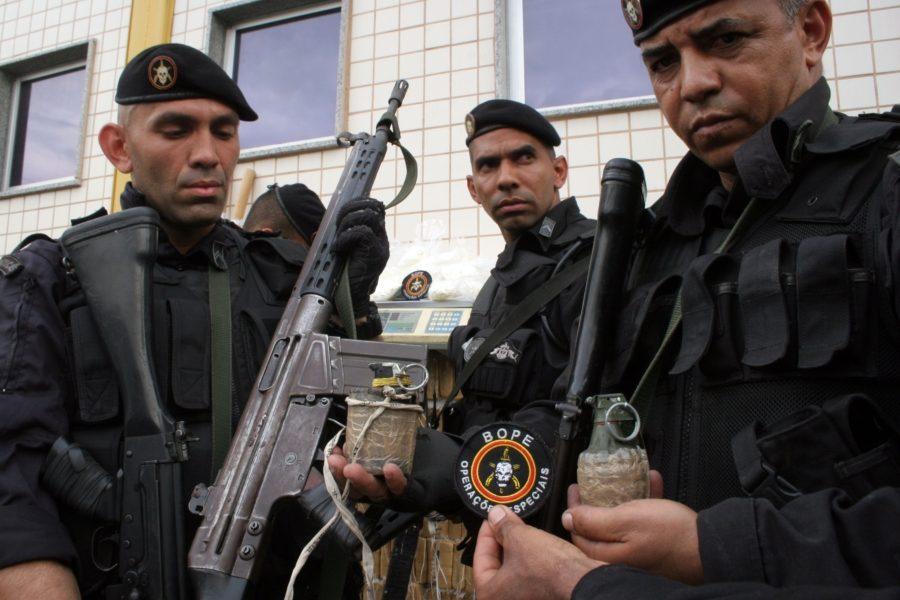 BOPE - бразильский спецназ