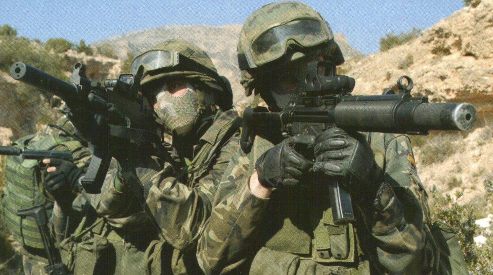 Grupo de Operaciones Especiales - мексиканский спецназ